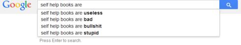 google self help 2