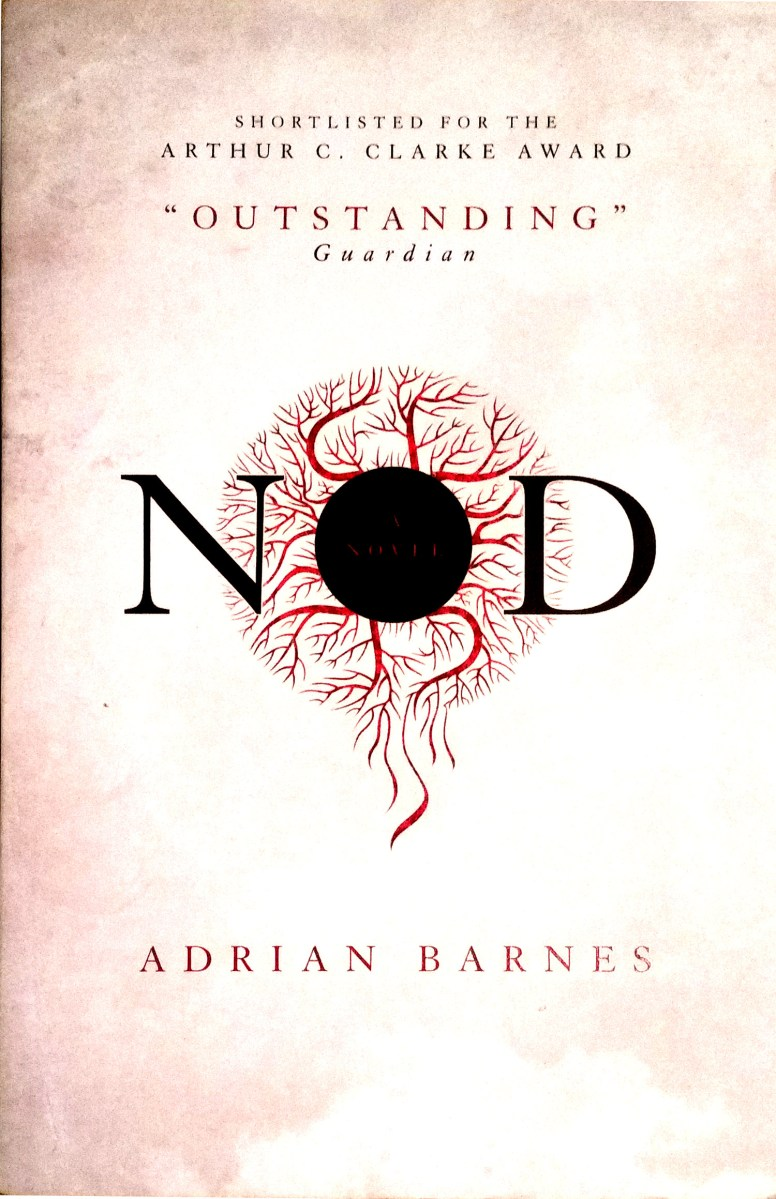 """""""Nod"""" by Adrian Barnes - Book Review"""