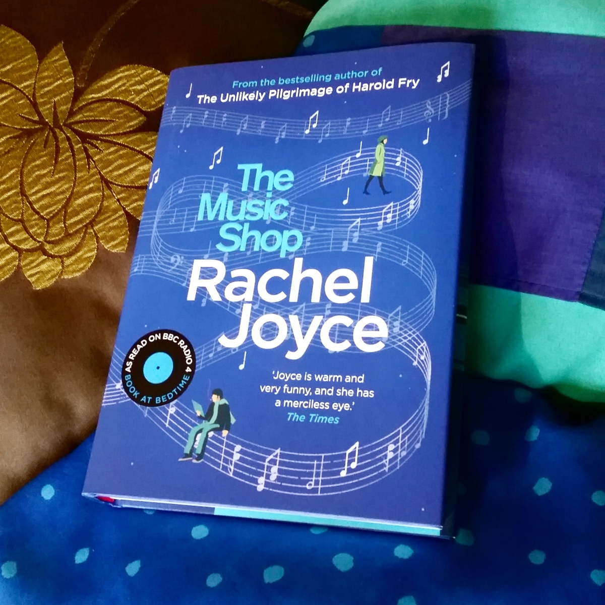 "Book Review: ""The Music Shop"" by Rachel Joyce"